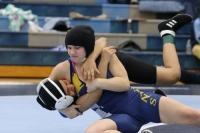 Gallery: Girls Wrestling Rogers Holiday Invite